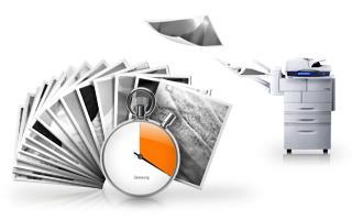 ppm page per minute سرعت پرینت در هر دقیقه در پرینتر و دستگاه کپی